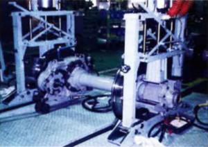 高速オイルフラッシング装置